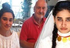Oyuncu Meltem Miraloğlu, 80 yaşındaki Amerikalı ile evlendi iddiası