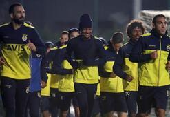 Fenerbahçede Denizlispor maçı hazırlıkları başladı