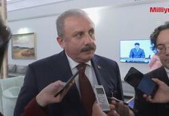 TBMM Başkanı Şentop: Türkiyeyi kimse tehdit edemez