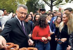 'Türkiye tehditlerle hareket etmez'