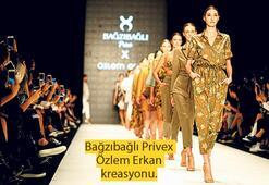 İstanbul'da moda rüzgârı