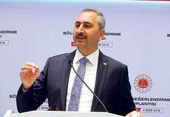 Bakan Gül açıkladı: Havaalanlarında 'yargı' birimleri kurulacak