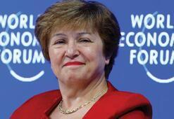 IMF Başkanına göre küresel ekonomi senkronize yavaşlama ile karşı karşıya