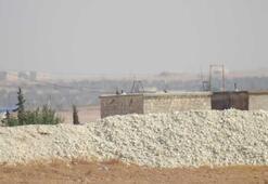 YPG mevzileri boş kaldı