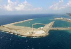 Rize-Artvin Havalimanının yüzde 44ü tamamlandı