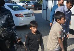 28 göçmen böyle yakalandı