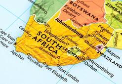 Afrikanın en zengin ülkesi Güney Afrika Cumhuriyeti