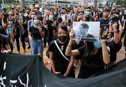 Hong Kongda protestolar mahkemeye taşındı