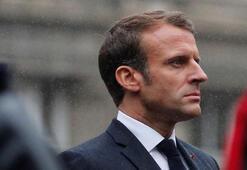 Son dakika... Fransa lideri Macron, terör sözcüsüyle görüştü
