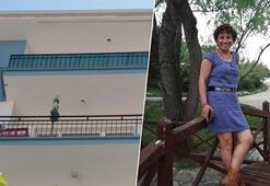 9. kat balkonundan düşen Şerife, öldü