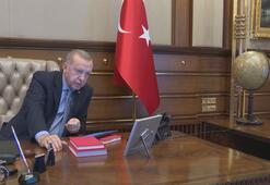 Cumhurbaşkanı Erdoğan, Barış Pınarı Harekatının başladığını bildirdi