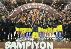 Cumhurbaşkanlığı Kupasını Fenerbahçe ÖK kazandı