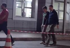 Şiddet uygulayan babasını bıçakladı Okuldan gözaltına...