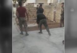 YPG/PKK evlerden saldırıyor
