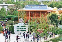 Türk bahçesine altın ödül