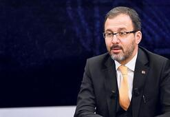 Gençlik projelerine 15 milyon lira destek