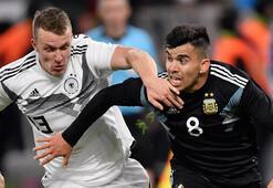 Almanya ile Arjantin yenişemedi