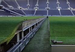 Tottenham stadyumu NFL maçına ev sahipliği yaptı