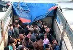 Çanakkalede 77 kaçak göçmen yakalandı, 1 organizatör tutuklandı