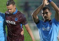 Trabzonsporda Novak ve Hosseininin son durumu