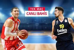 Kızılyıldız-Fenerbahçe canlı bahis heyecanı Misli.comda