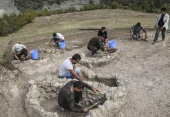 Kastamonuda taş devrinden kalma eserler bulundu