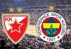 Kızılyıldız-Fenerbahçe Beko maçı saat kaçta hangi kanalda