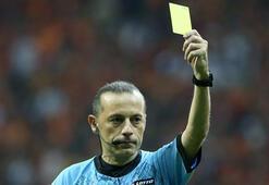 Cüneyt Çakır, Slovenya-Avusturya maçını yönetecek