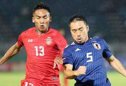 Nagatomo attı, Japonya farka koştu: 6-0