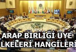 Arap Birliği üye ülkeleri hangileri Kurucu ülkeler hangileri