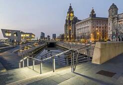 Futbol ve müziğin kenti Liverpool