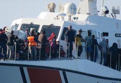 Çanakkalede 314 düzensiz göçmen yakalandı