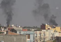 Rasulaynda terör mevzileri ateş altına alındı