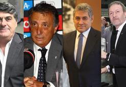 Beşiktaşta 4 isim başkanlığa aday oldu