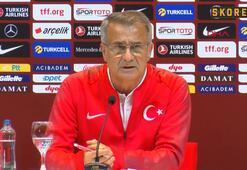 Şenol Güneş: Arnavutluk maçını final görüyoruz