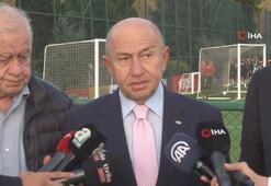 """Nihat Özdemir: """"Alacağımız galibiyet ile Mehmetçiklerimize moral vereceğiz"""""""