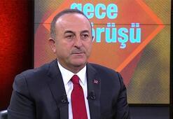 Bakan Çavuşoğlu: Sabrettik ama sonunda kendi adımımızı attık