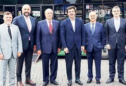 Tiflis toplu ulaşımı rekor ihracat getirdi