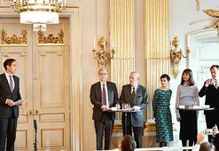 Nobel'in kazananları Polonya ve Avusturya