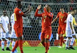 Belçikadan gol yağmuru 9-0