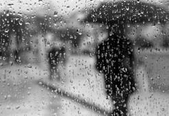 Hava durumu bugün nasıl olacak Bugün yağmur mu yağacak İşte son tahminler