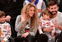 Pique ve Shakira'ya Trabzonspor forması gitti