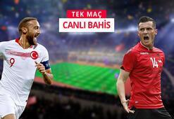 Türkiye–Arnavutluk maçına Misli.com'da canlı oyna