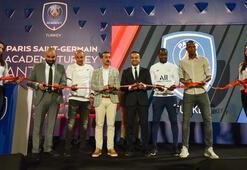 Paris Saint Germain Academy Antalyada sezonu açtı