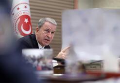 Bakan Akar: Barış Pınarı Harekâtında 342 terörist öldürüldü