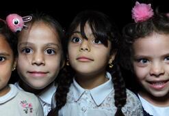 Savaşın yetim bıraktığı kız çocukları