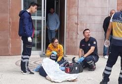 Rus kadın 13. kattan düşerek öldü