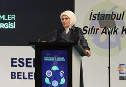Emine Erdoğan: Allah bölgemizi huzura kavuşturacak bir zafer nasip etsin