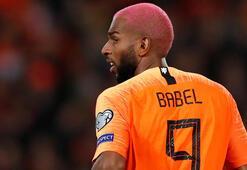 Babel için şok sözler: Çeneni kapat B sınıfı futbolcu...