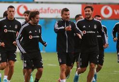 Beşiktaşta MKE Ankaragücü maçı hazırlıkları